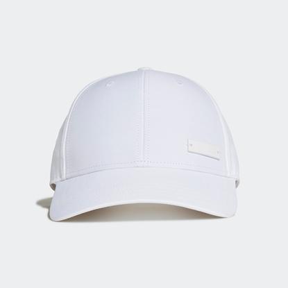 Бейсболка Adidas METAL BADGE White / White / White