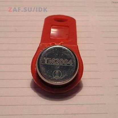 Изготовление домофонного ключа TM (TM2004)
