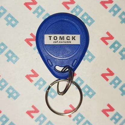 Мастер-ключ для домофонов города Томска (RFID)