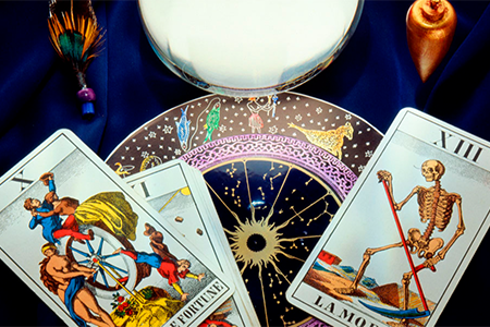 Picture for category Tarot Cards
