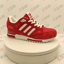 Изображение Мужские кроссовки ADIDAS ZX-750 Red & White, размер 46